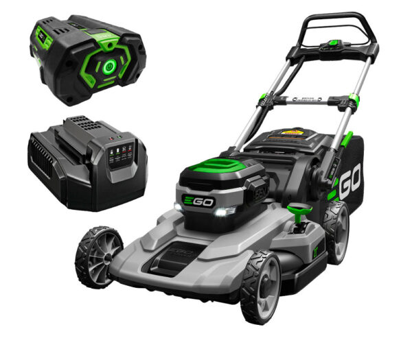 LM2101 Push Mower Package